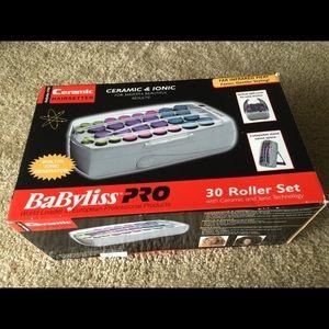 BaBylissPRO Ceramic Hairsetter 30 Roller Set
